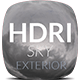 Hdri Exteriors 009 - 3DOcean Item for Sale