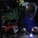 Welder Man Tig Welding In Workshop. - VideoHive Item for Sale