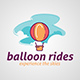 Balloon Logo Template - GraphicRiver Item for Sale