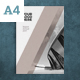 a4 Air - Annual or Brochure 28 Pages - GraphicRiver Item for Sale