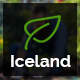 Iceland - Garden, Landscape Responsive Site Template - ThemeForest Item for Sale