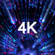 Particles Rays Stage Tunnel VJ Loop - VideoHive Item for Sale