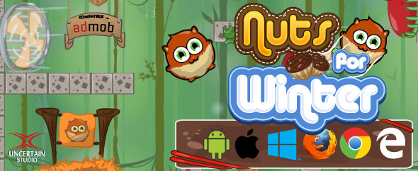 Nuts For Winter - CodeCanyon Item for Sale