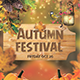 Autumn Flyer Template - GraphicRiver Item for Sale