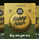 Happy Hour Vol.3 - GraphicRiver Item for Sale