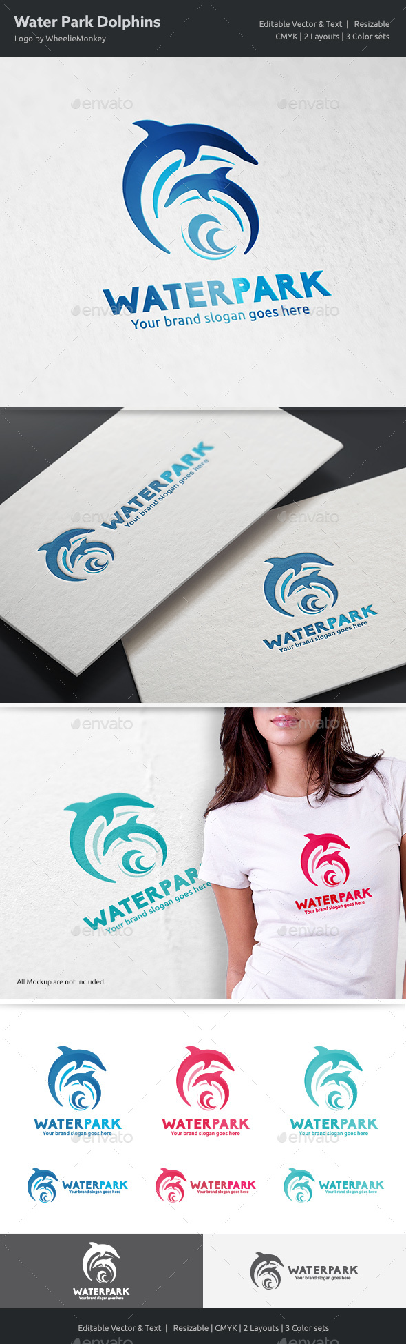 Park Logo Templates From Graphicriver