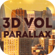 3d Volume Parallax | Cinematic Slideshow - VideoHive Item for Sale