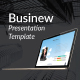 Businew PowerPoint Template - GraphicRiver Item for Sale
