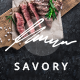 Savory - A Beautiful Restaurant WordPress Theme Nulled