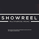 Showreel / Multipurpose Promo - VideoHive Item for Sale