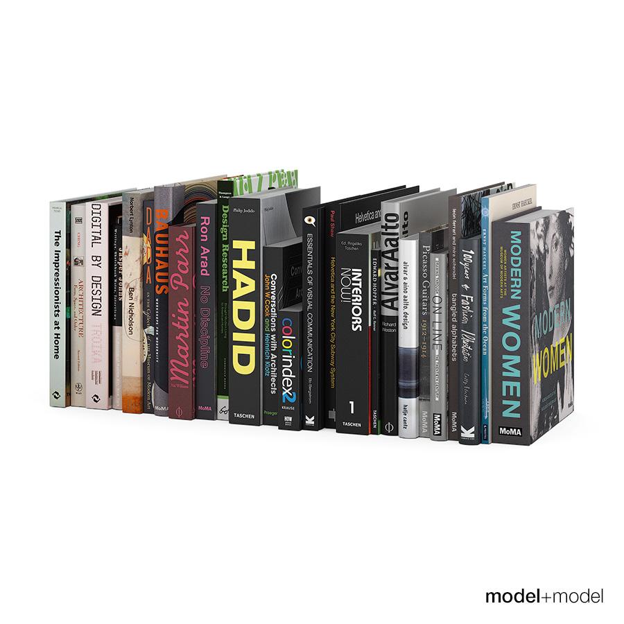 Dark design books