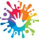 Splash Kids Logo - GraphicRiver Item for Sale