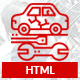 Car Hub || Auto Mechanic & Car Repair Template Nulled