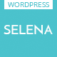 Selena - Personal WordPress Blog Theme Nulled