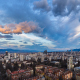 Time lapse of Sofia, capital of Bulgaria - VideoHive Item for Sale