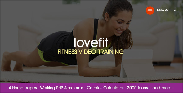 LOVEFIT – Fitness Video Training