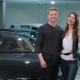 Happy Couple Buy a Electric Car - VideoHive Item for Sale
