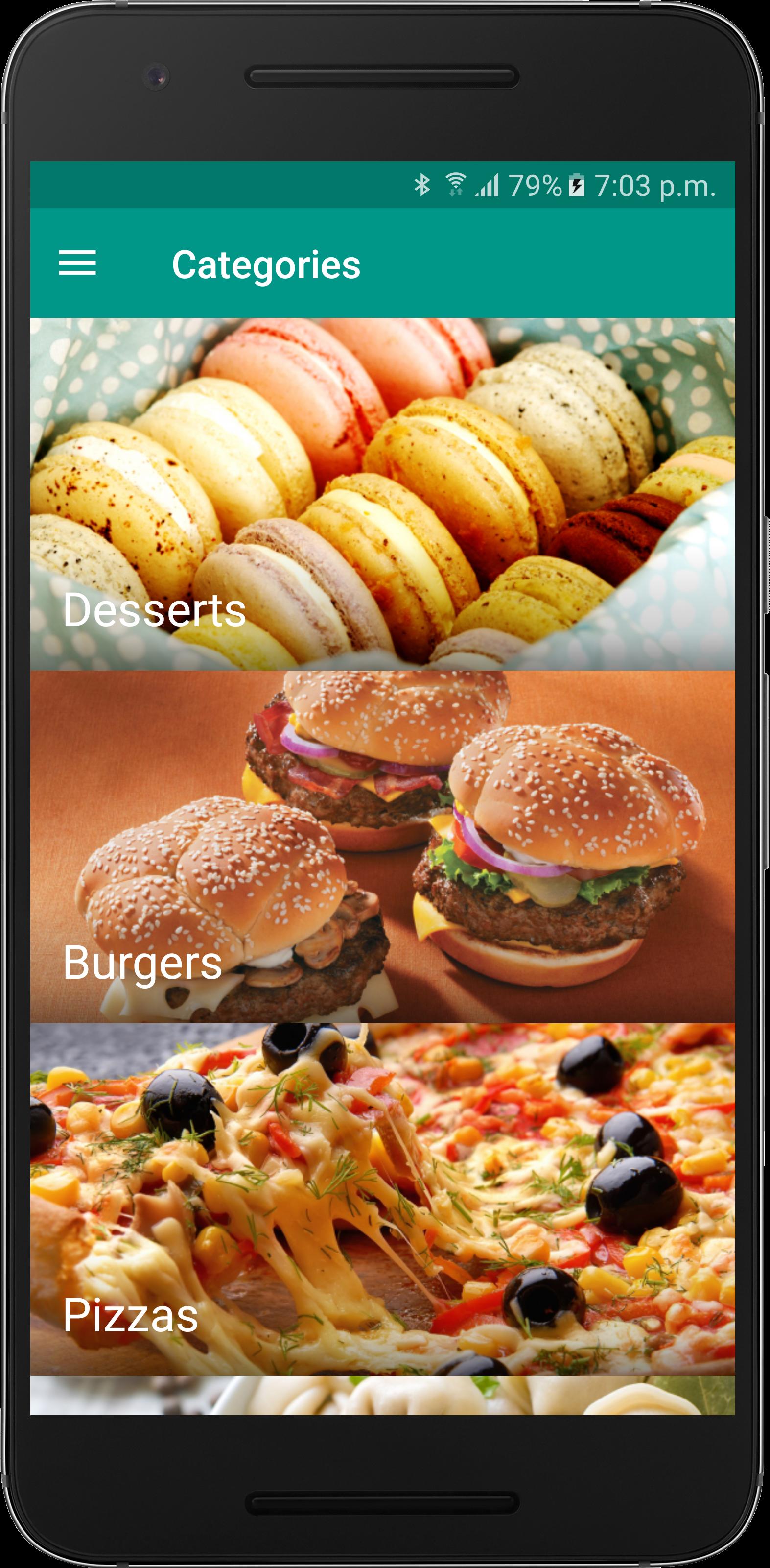 Ultimate recipe app template by neurondigital codecanyon ultimate recipe app template forumfinder Gallery