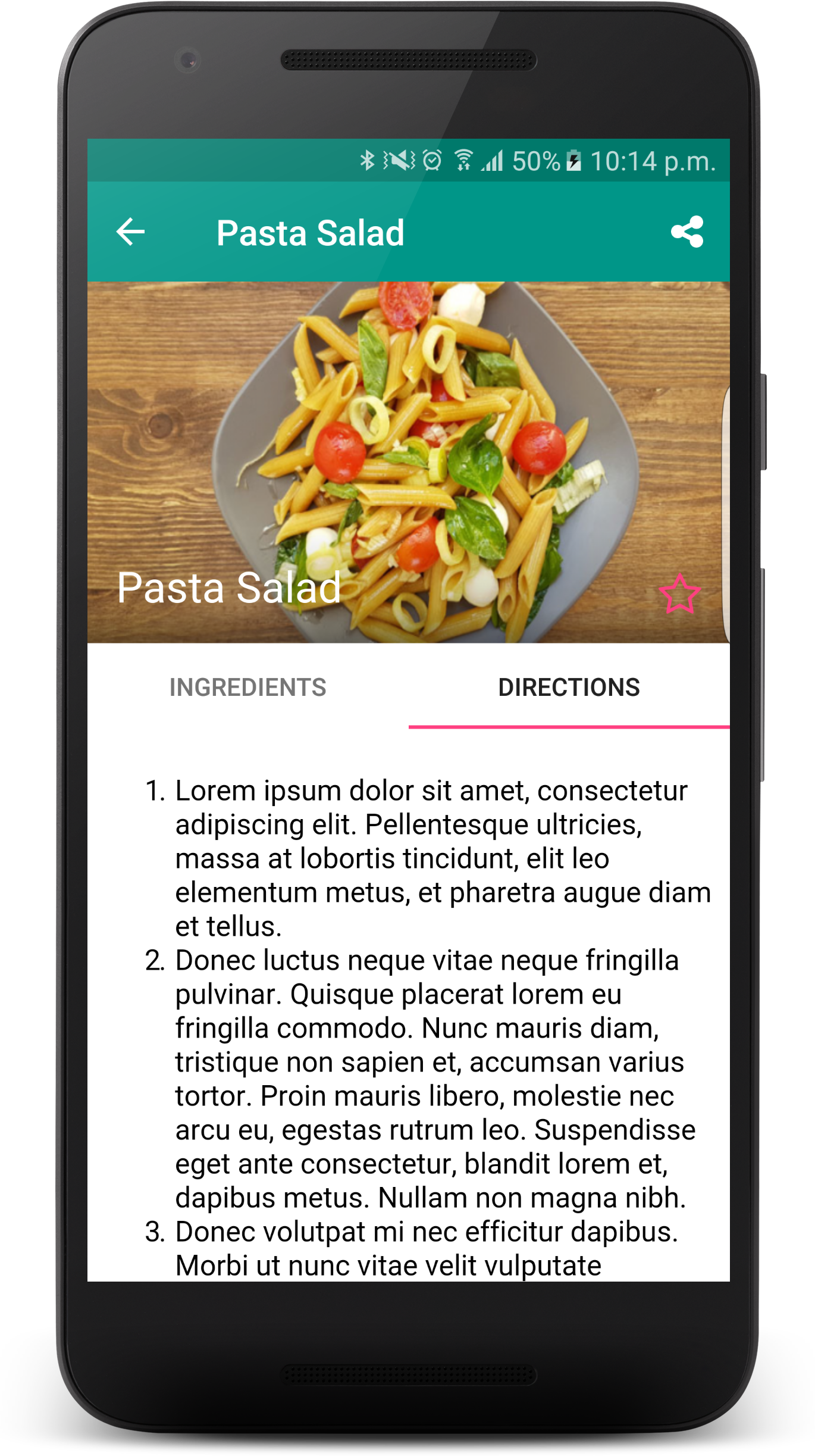 Ultimate recipe app template by neurondigital codecanyon ultimate recipe app template forumfinder Choice Image