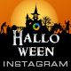 Halloween Instagram Templates - 10 Designs - Images Included - GraphicRiver Item for Sale
