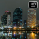 Building City Night - VideoHive Item for Sale