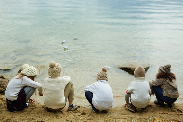 Goodbye summer - Stock Photo - Images