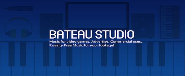 Bateau studio youtube cover