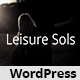 Leisure Sols Corporate Business WordPress Theme - ThemeForest Item for Sale