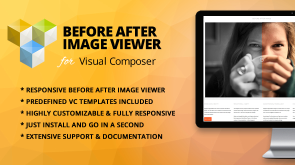 Grab nulled Before & After Image Viewer Addon for Visual Composer