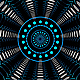 VJ Hexagon Tunnel - VideoHive Item for Sale