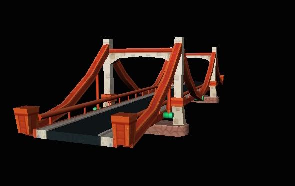 Bridge 2 - 3DOcean Item for Sale