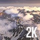 Flight Over The Snowy Mountains - VideoHive Item for Sale