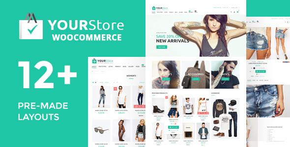 YourStore – Woocommerce theme