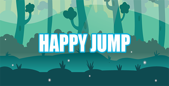 Happy Jump - Construct 2 Game Template - CodeCanyon Item for Sale