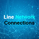 Line Network Connections - VideoHive Item for Sale
