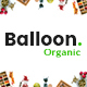 Balloon | Organic Farm & Food Business PSD Template - ThemeForest Item for Sale