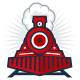 Train Express Logo - GraphicRiver Item for Sale