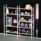 Bookshelf with books and decoration objects - 3DOcean Item for Sale