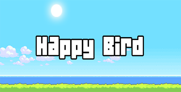 Happy Bird - Construct 2 Game Template - CodeCanyon Item for Sale