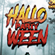 Halloween Party Poster - GraphicRiver Item for Sale