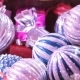Shiny Christmas Balls Background - VideoHive Item for Sale