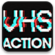 Old VHS Photoshop Action - GraphicRiver Item for Sale
