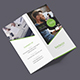Maskot – Business and Corporate Brochure Bi-Fold DL - GraphicRiver Item for Sale