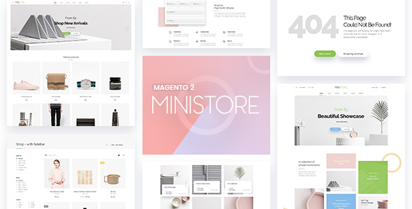 Ves Arthome Magento 2.2.x Template With Pages Builder - 9