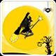 Jet Halloween HTML5 Game