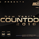 NYE Countdown Flyer Template - GraphicRiver Item for Sale