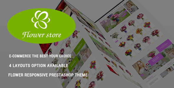 Flower – Responsive Prestashop Theme