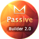 Passive - Responsive Email + MailBuild Online - ThemeForest Item for Sale