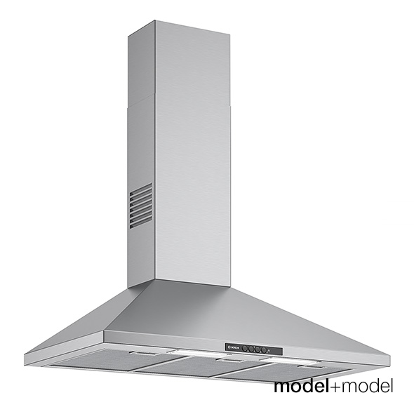 Bosch canopy hoods - 3DOcean Item for Sale