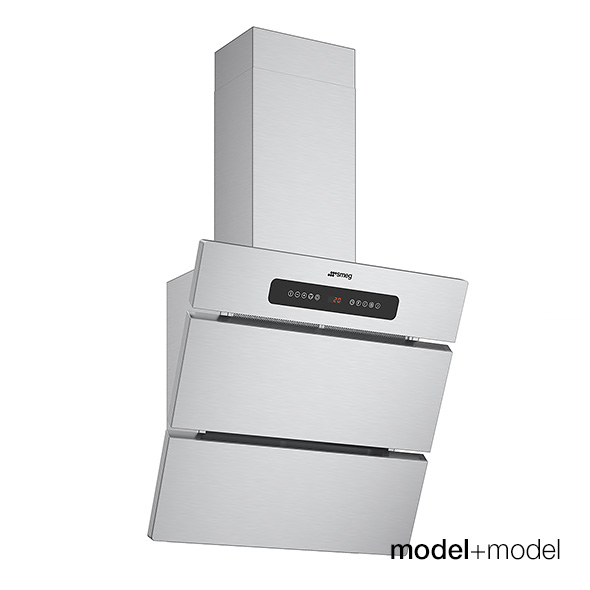 Smeg Newson hood - 3DOcean Item for Sale